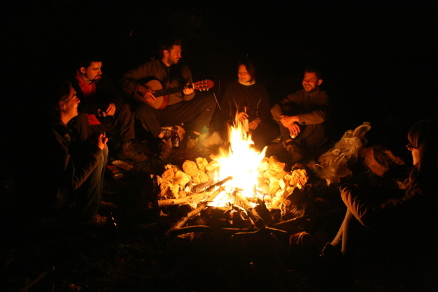 5 Steps to Roasting Up This Summer's Campfire Sing-Along – Forte ...